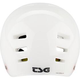 TSG Evolution Special Makeup Helmet Herr clear white